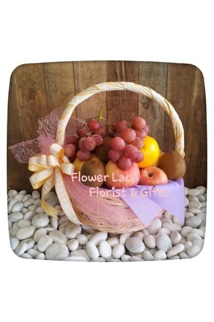 Flowers & Fruits Basket 003