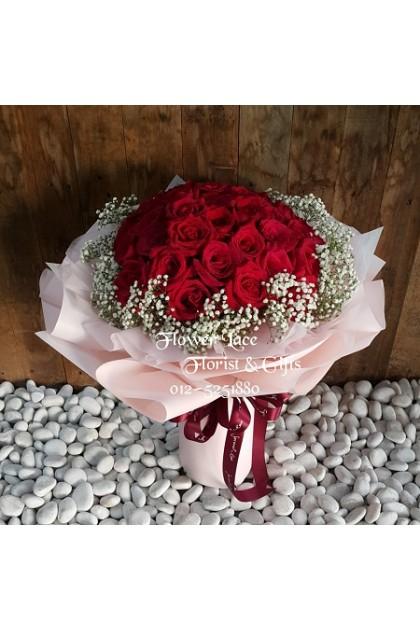 Valentine's Hand Bouquet 004