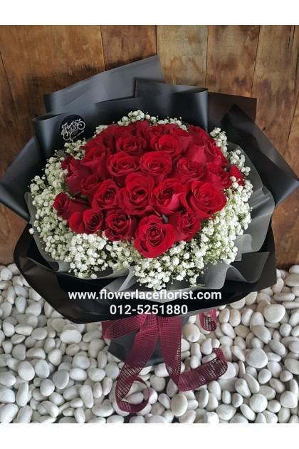 Valentine's Hand Bouquet 006
