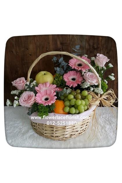 Flowers & Fruits Basket 007